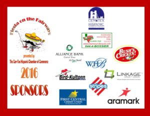 2016 Fiesta Sponsors