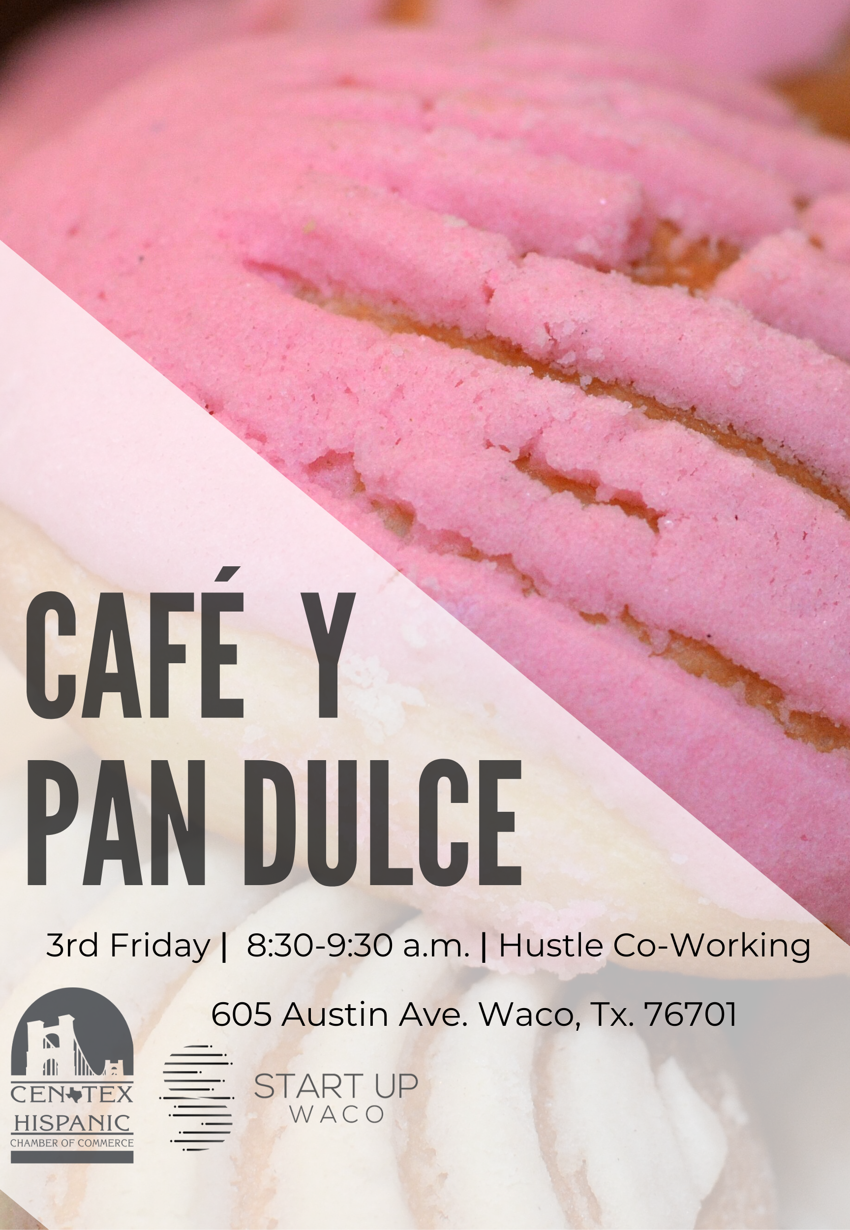 Third Friday Cafe Y Pan Dulce