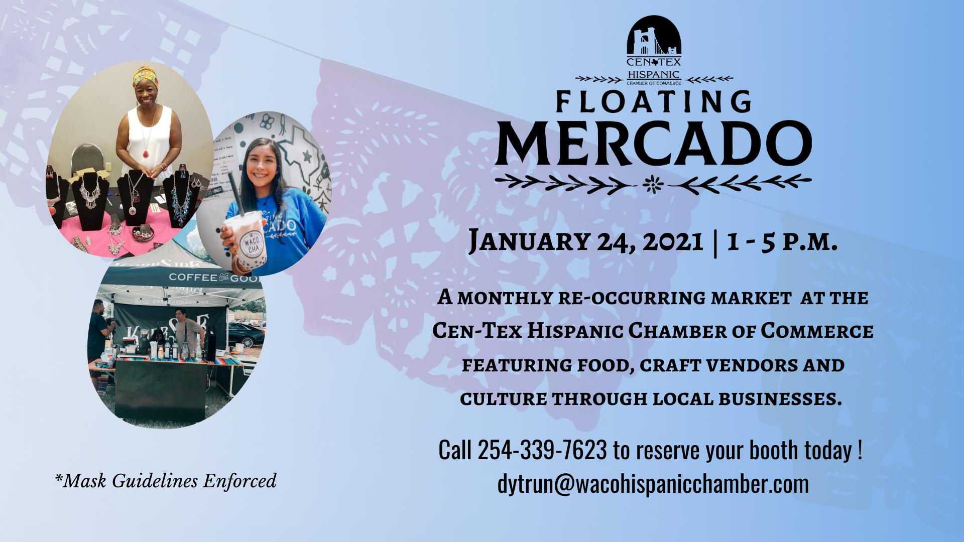 Floating Mercado FB