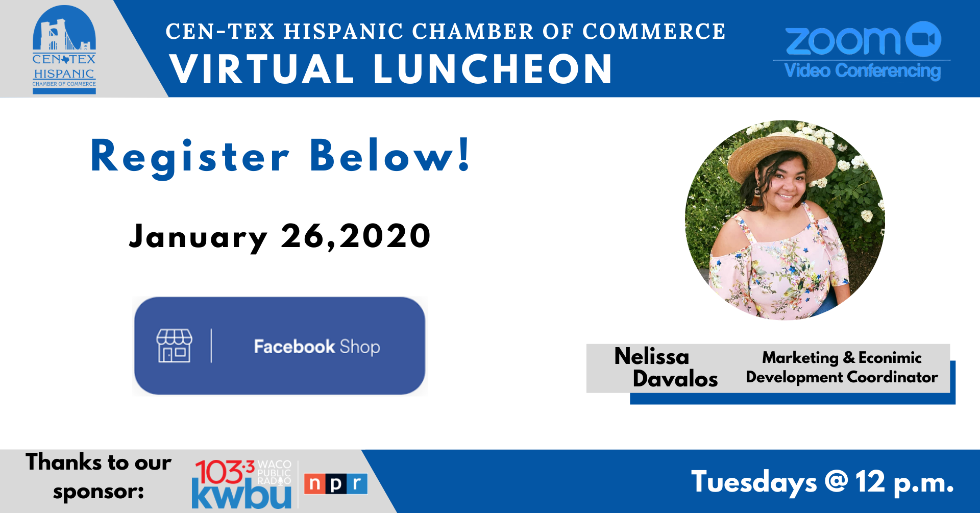Lunch & Learn with Nelissa_ Facebook Shops